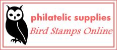 bird stamps online